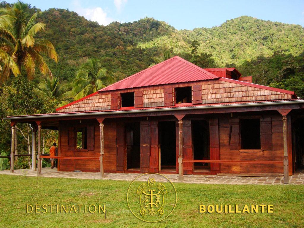Habitation Thomas l'Ermitage - propriété privée