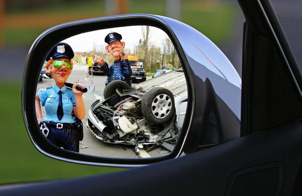Police à Bouillante