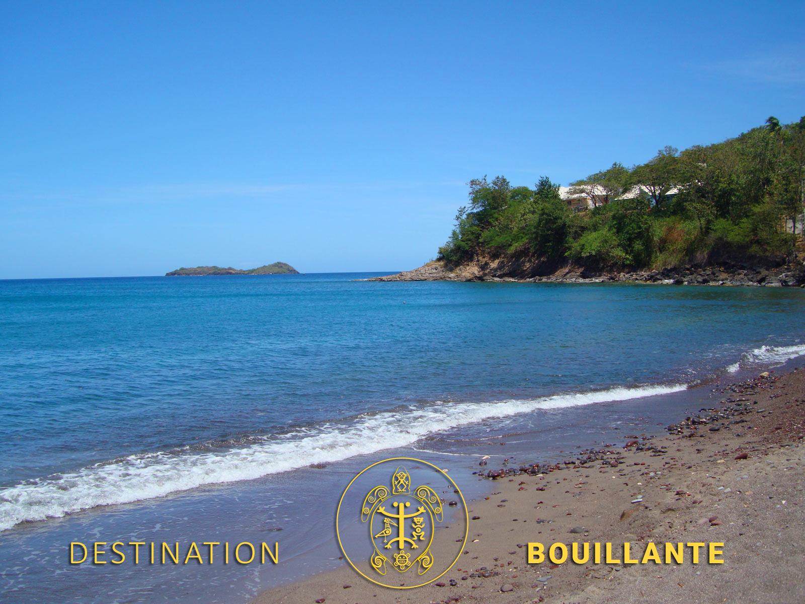 Plage de l'Anse à Sable - Bouillante