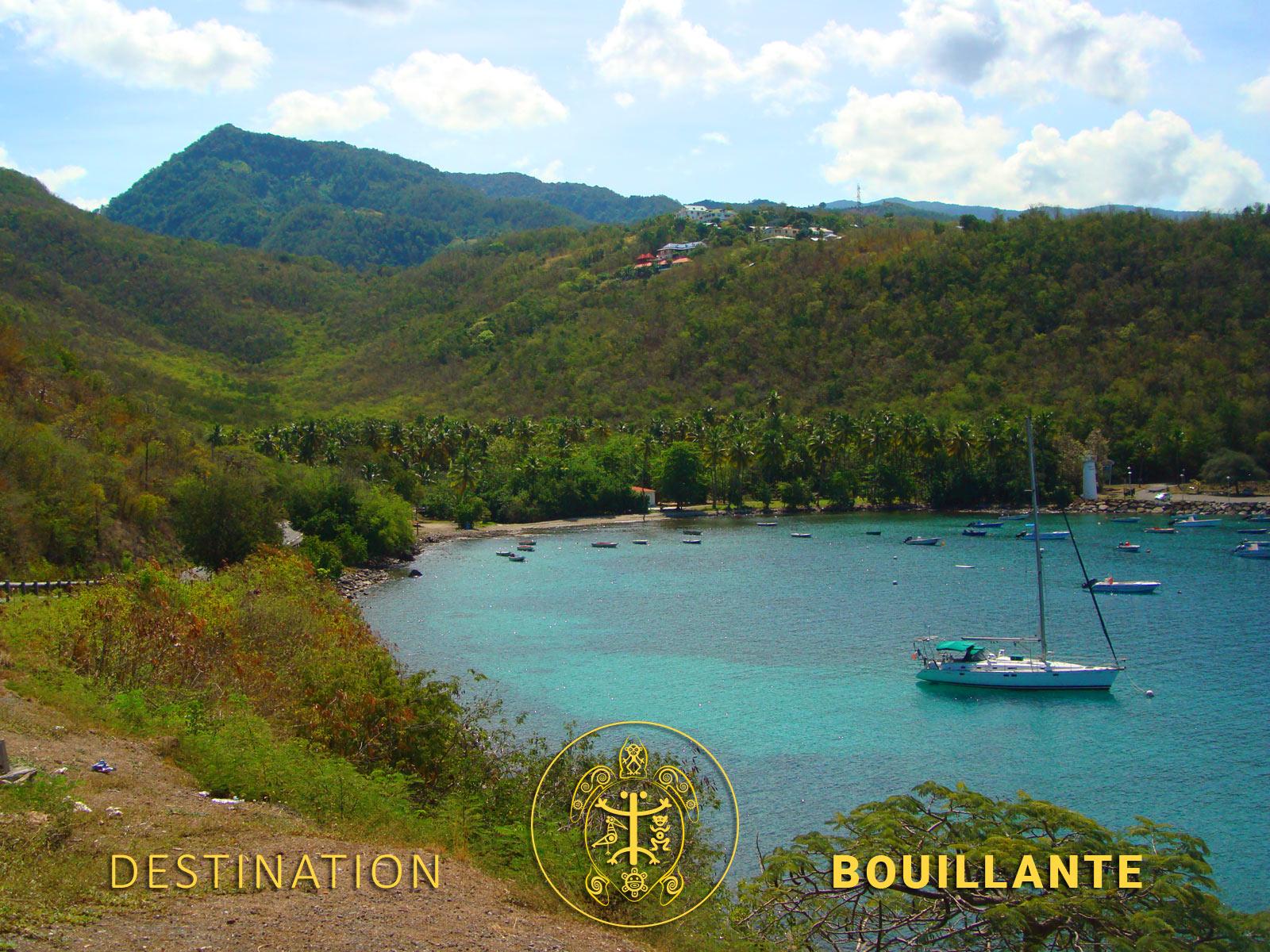 Point de vue de L'Anse à la Barque