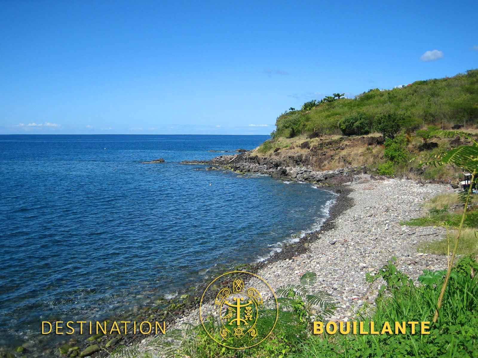 Plage de l'Anse Thomas - Bouillante