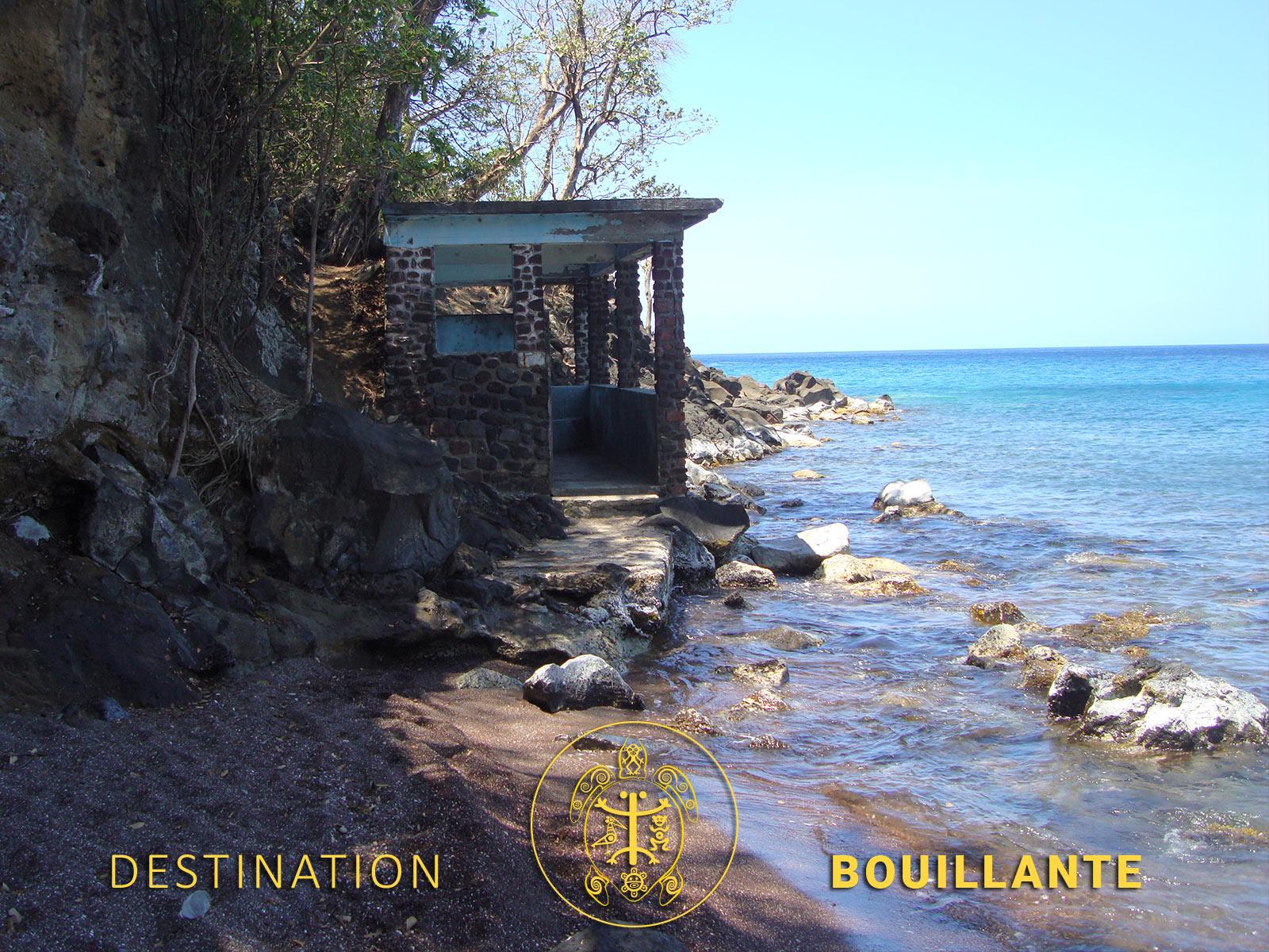 Source chaude : Bain du Curée