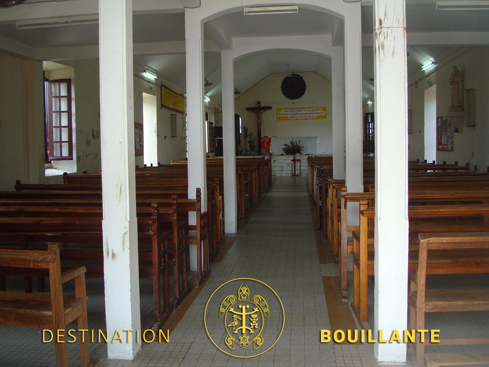 Eglise Saint-Louis - Bouillante