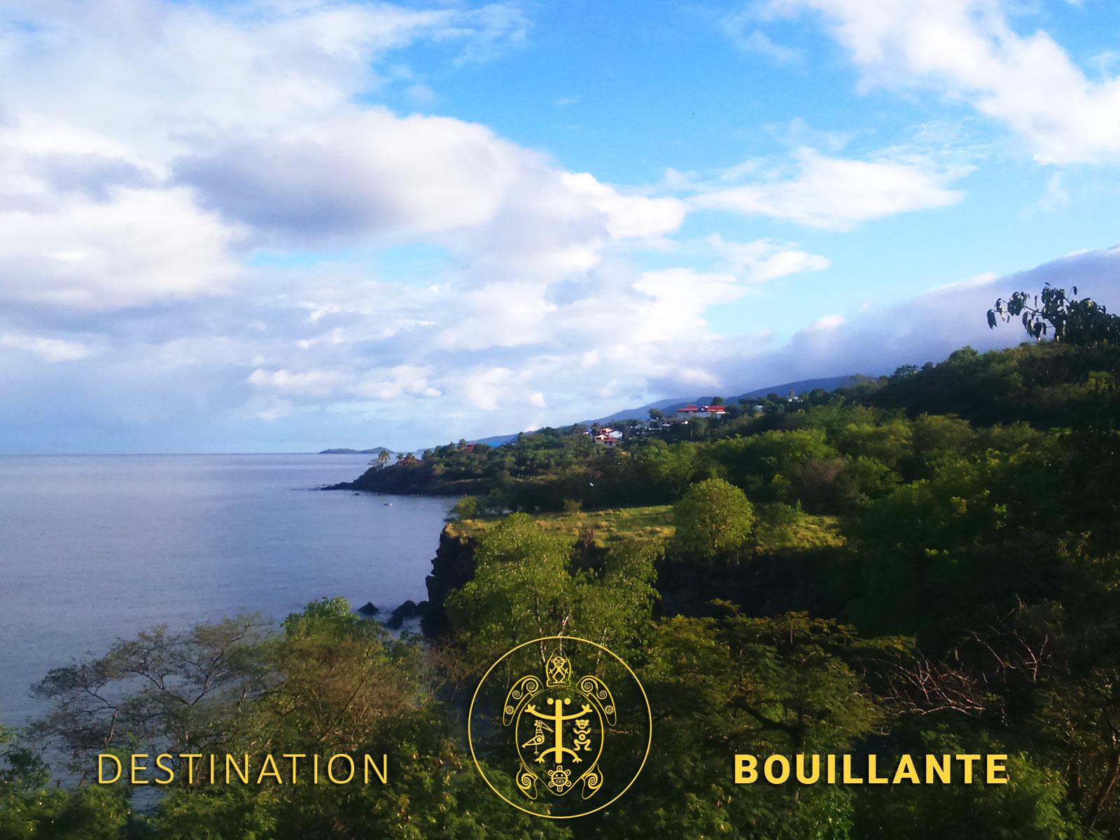 Côte du sud de Bouillante