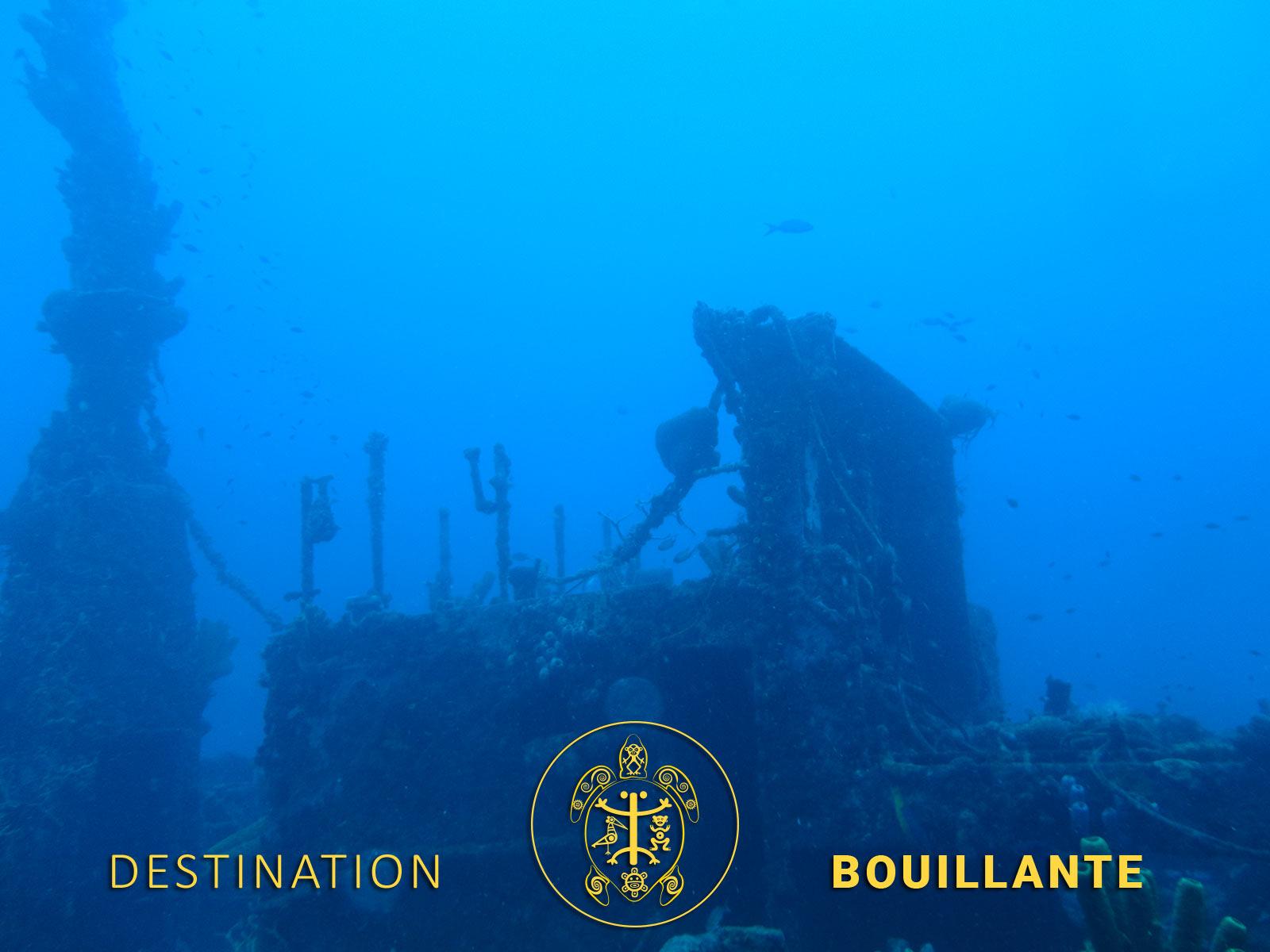 Epaves sous-marines - Franjack
