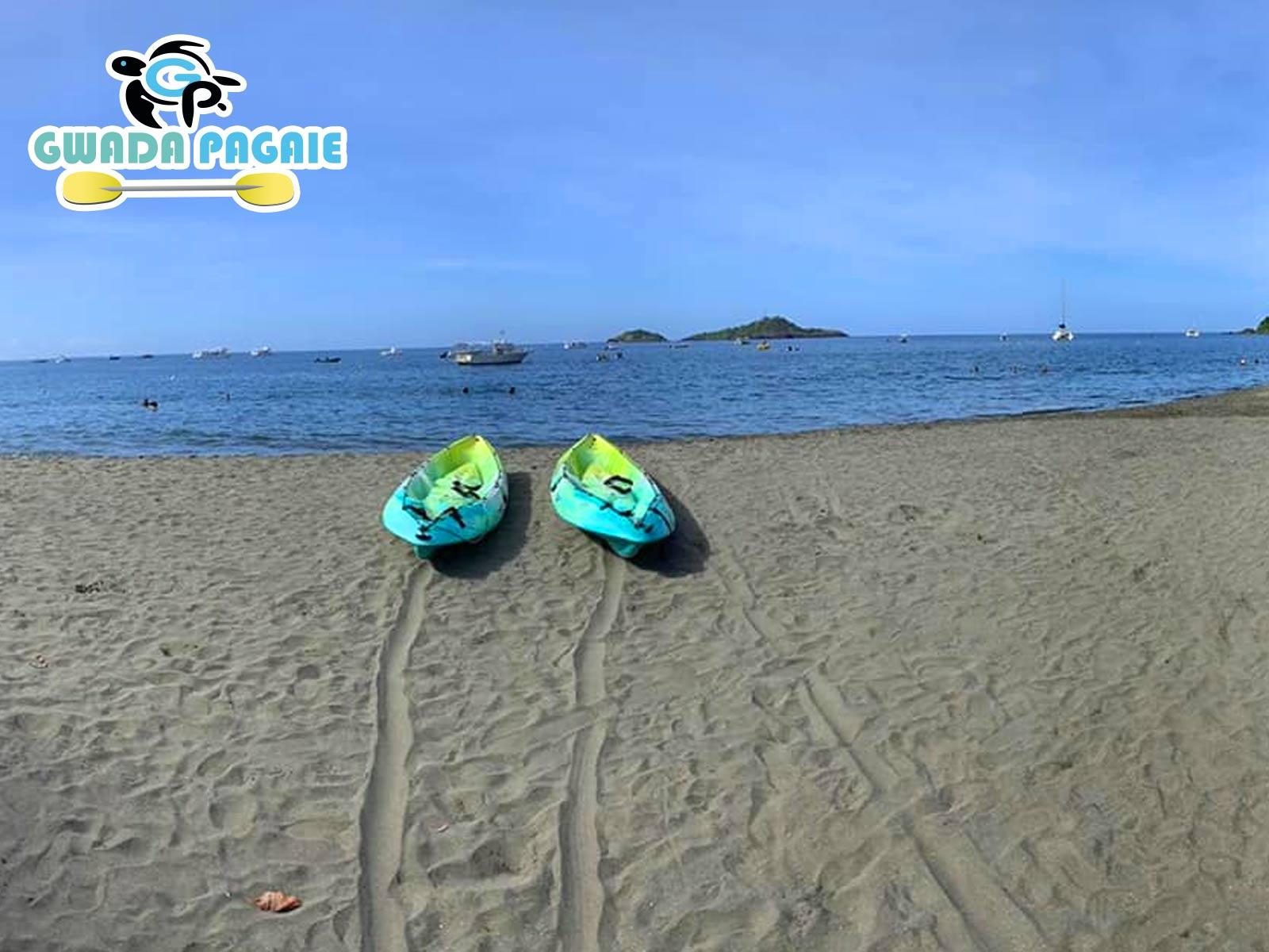 Gwadapagaie - location de kayak pour la Réserve Cousteau