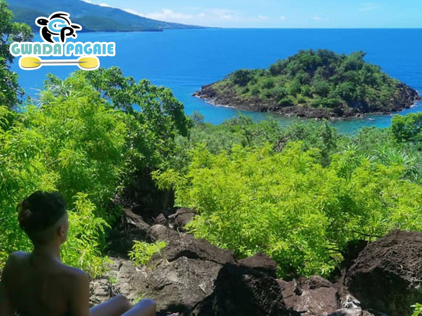 Gwadapagaie - Exploration des Ilets PIgeon