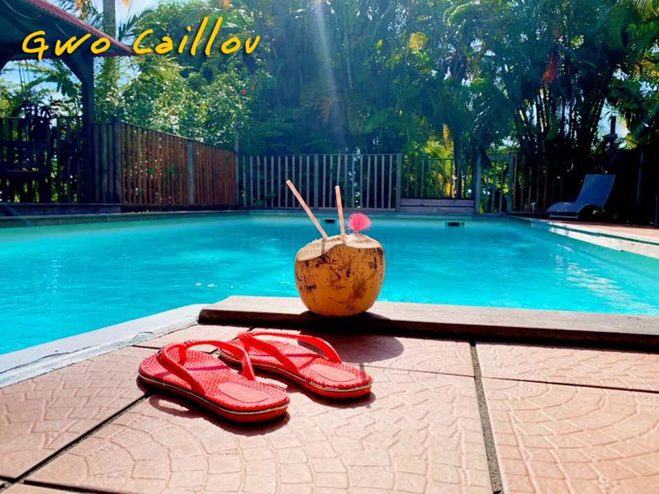 Gwo Caillou – Piscine intime