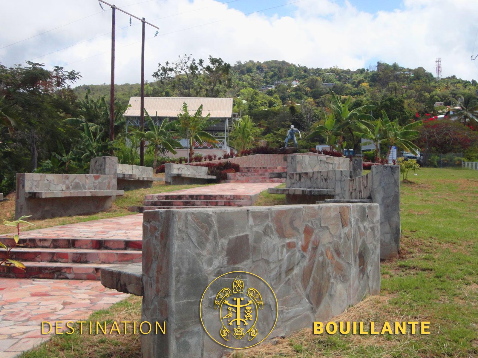 Mémorial pour la Liberté - Bouillante