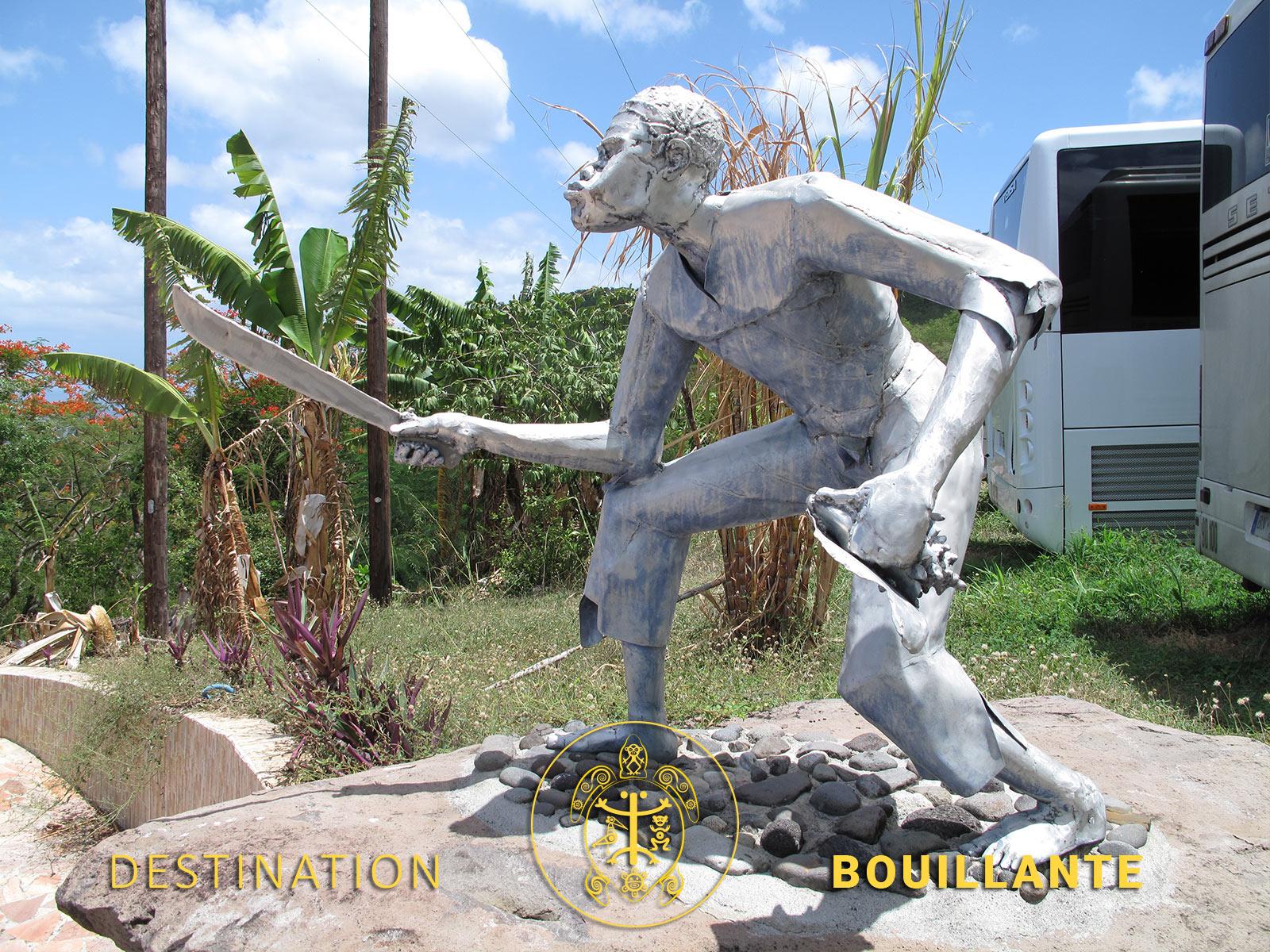 L'esclave insoumis - Bouillante