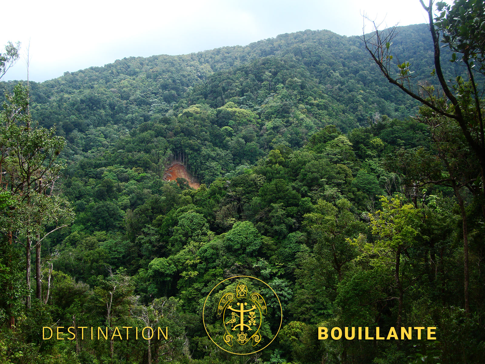 Montagne de Bouillante