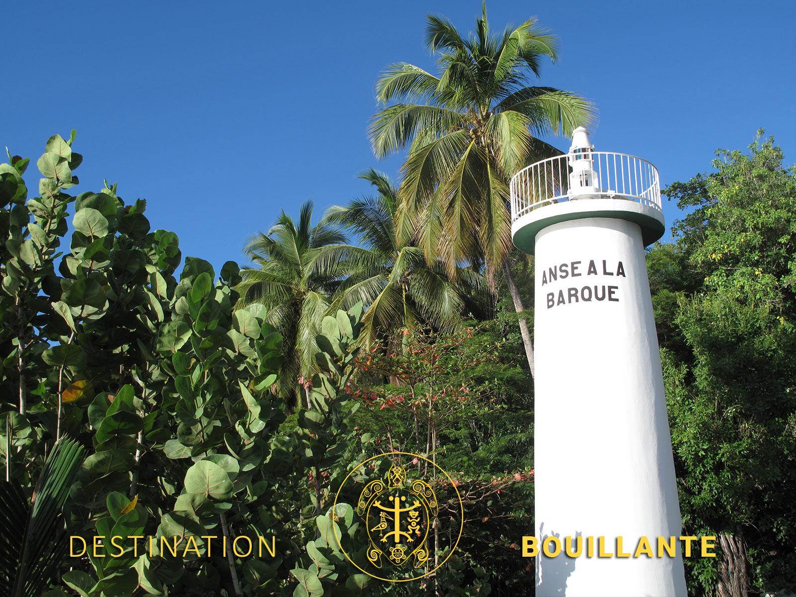 Phare de l'Anse à la Barque