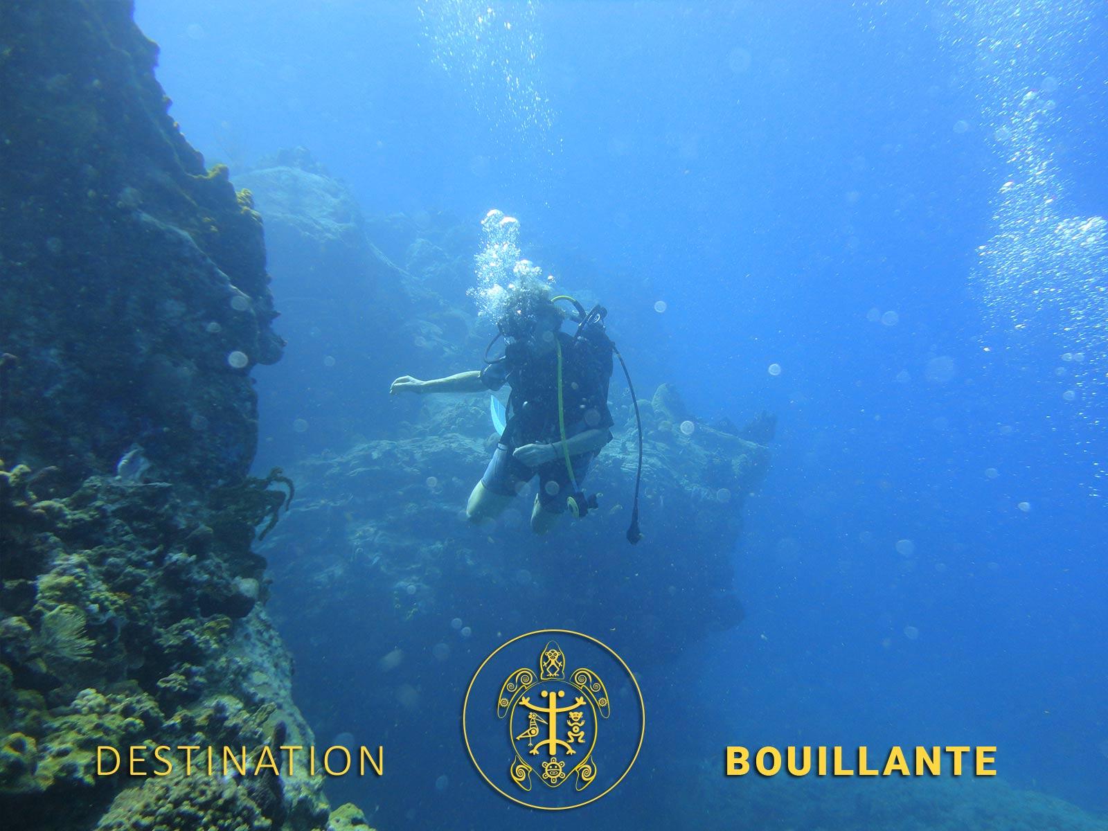 Plongée à Bouillante