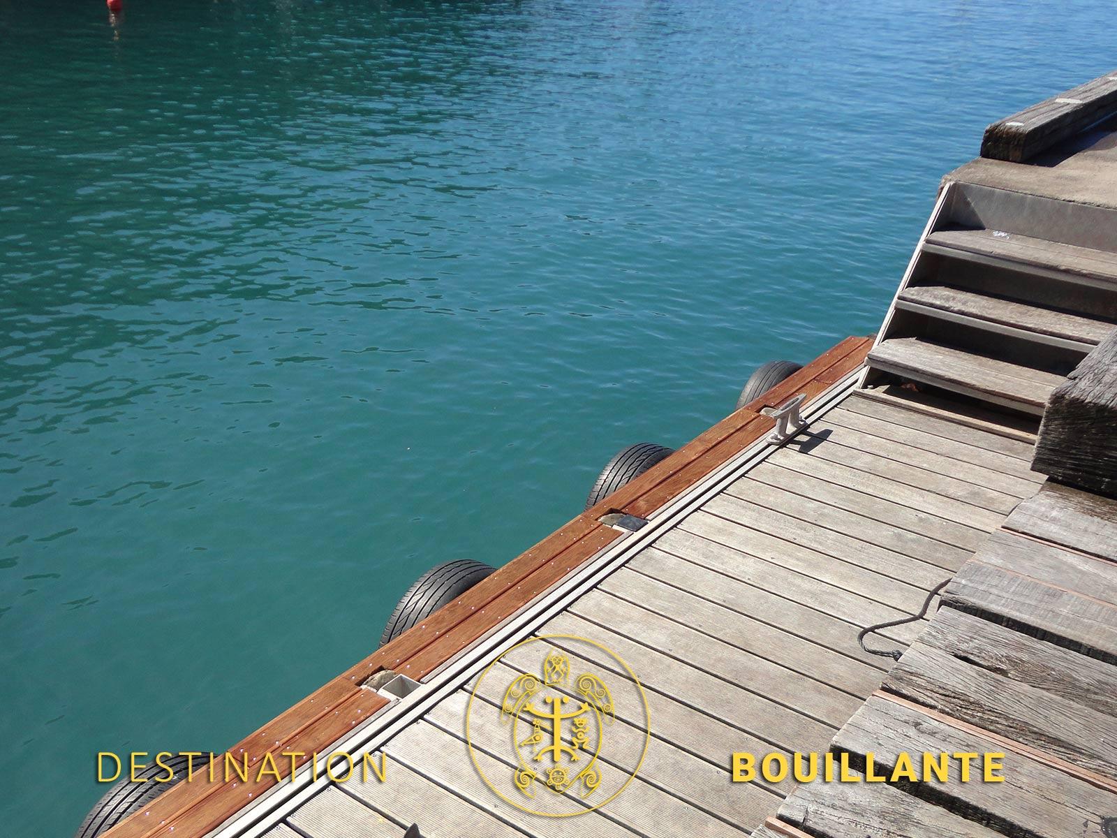Ponton de l'Anse à la Barque