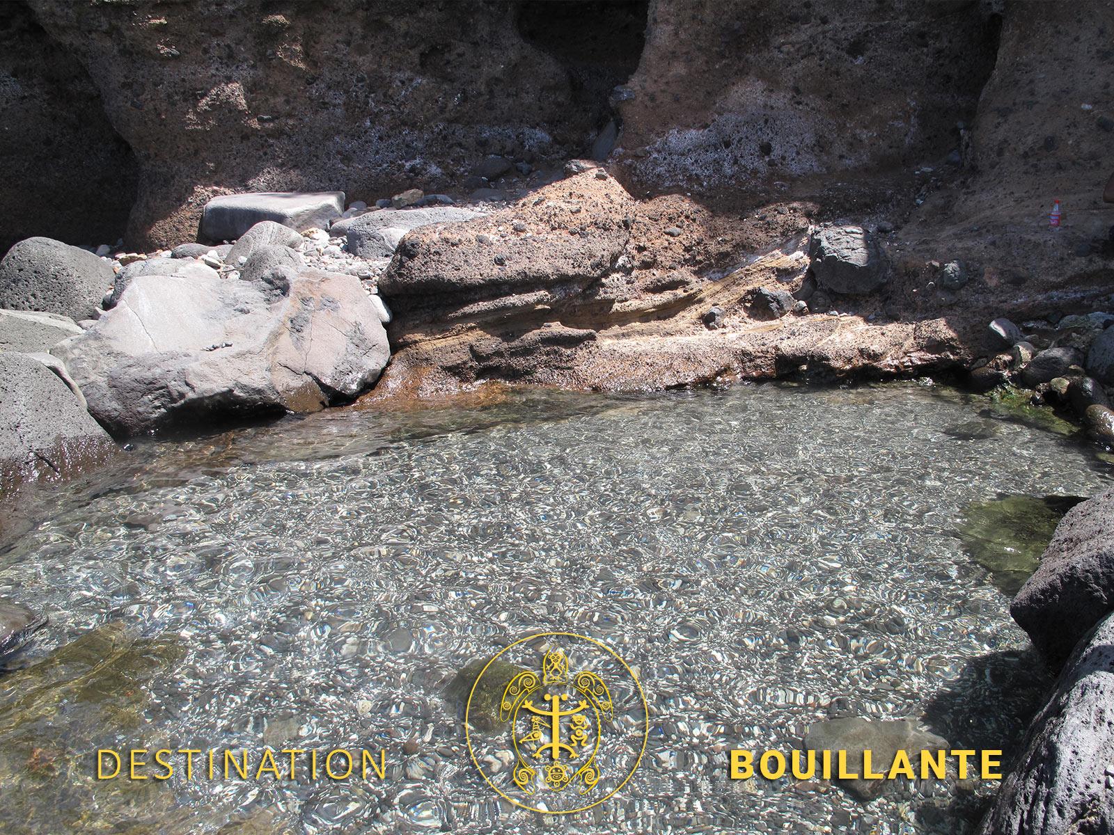 Le bain chaud de Thomas - Bouillante