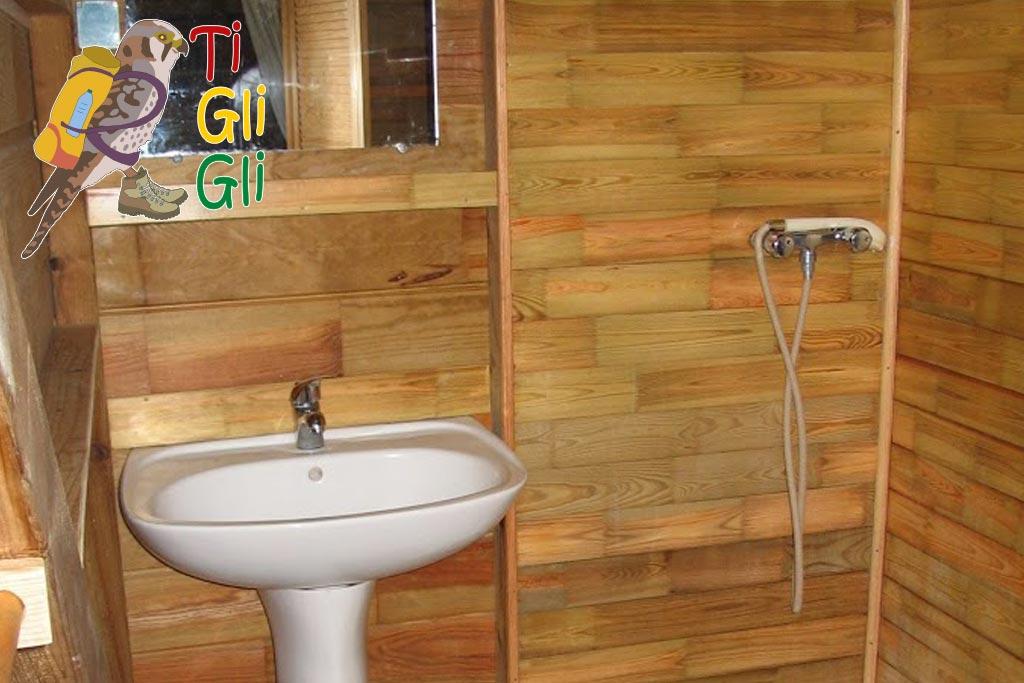 Ti Gligli - Salle d'eau