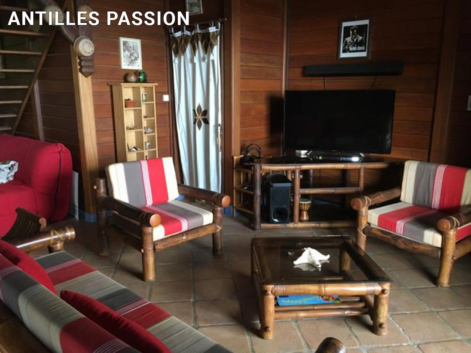 Antilles Passion - Salon créole