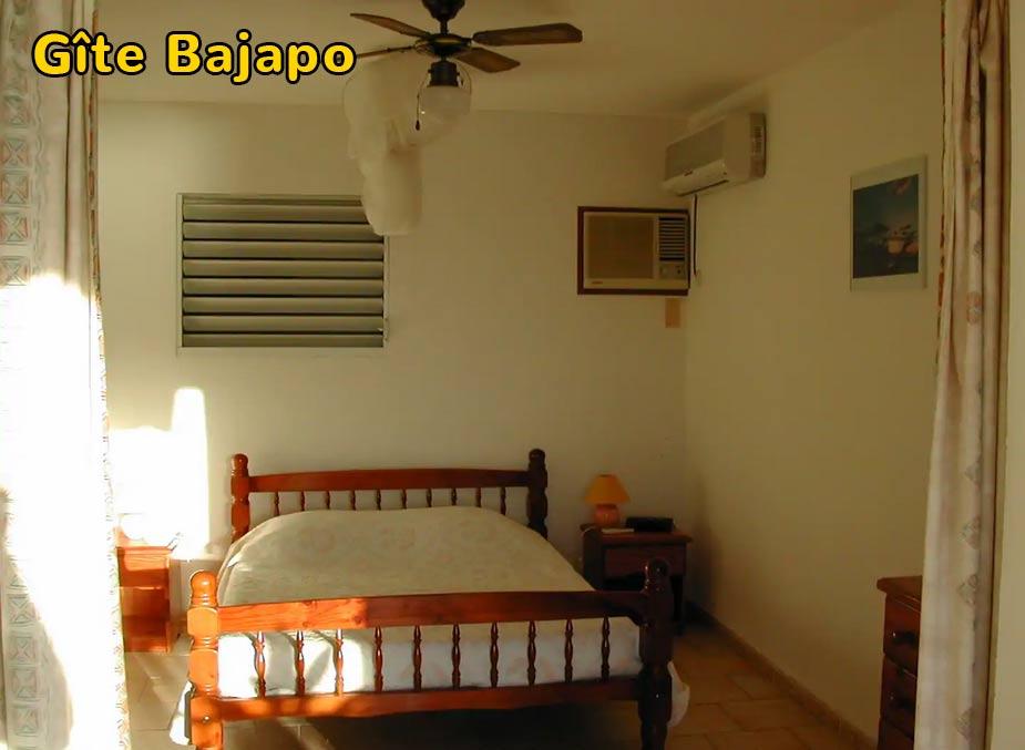 Gîte Bajapo - Chambre double