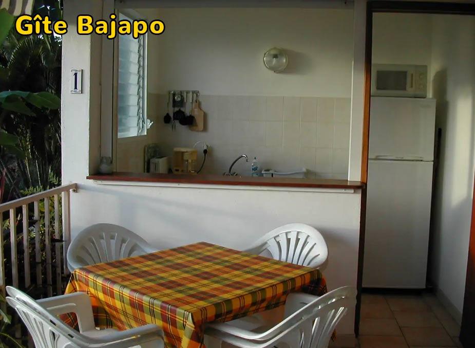 Gîte Bajapo - Cuisine américaine