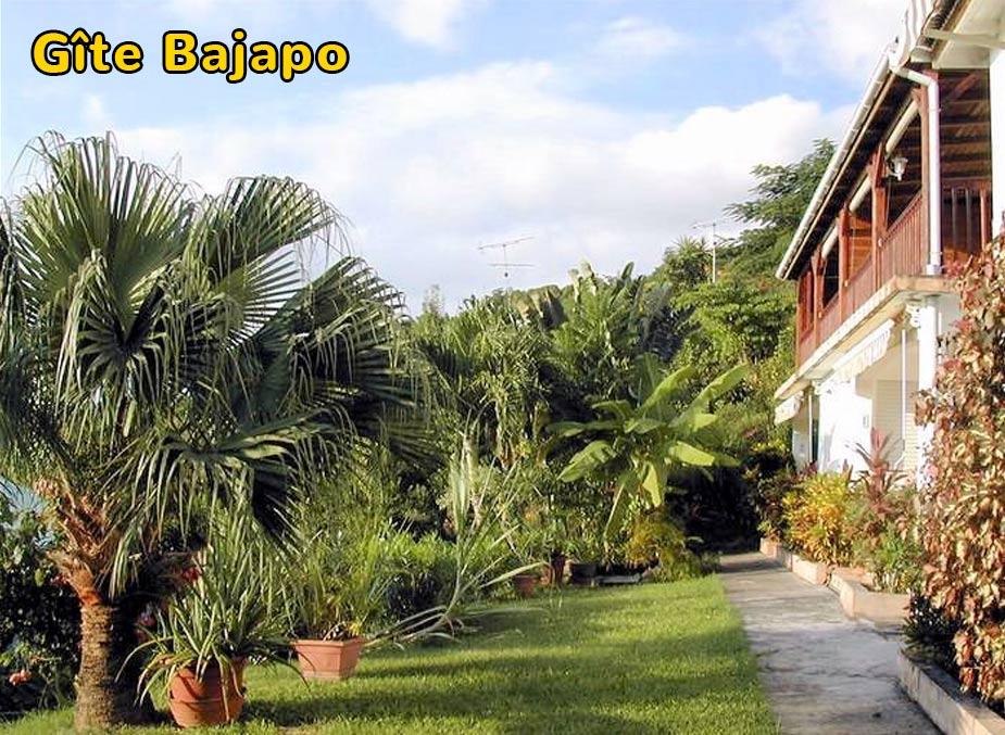 Gîte Bajapo - Parc du gîte