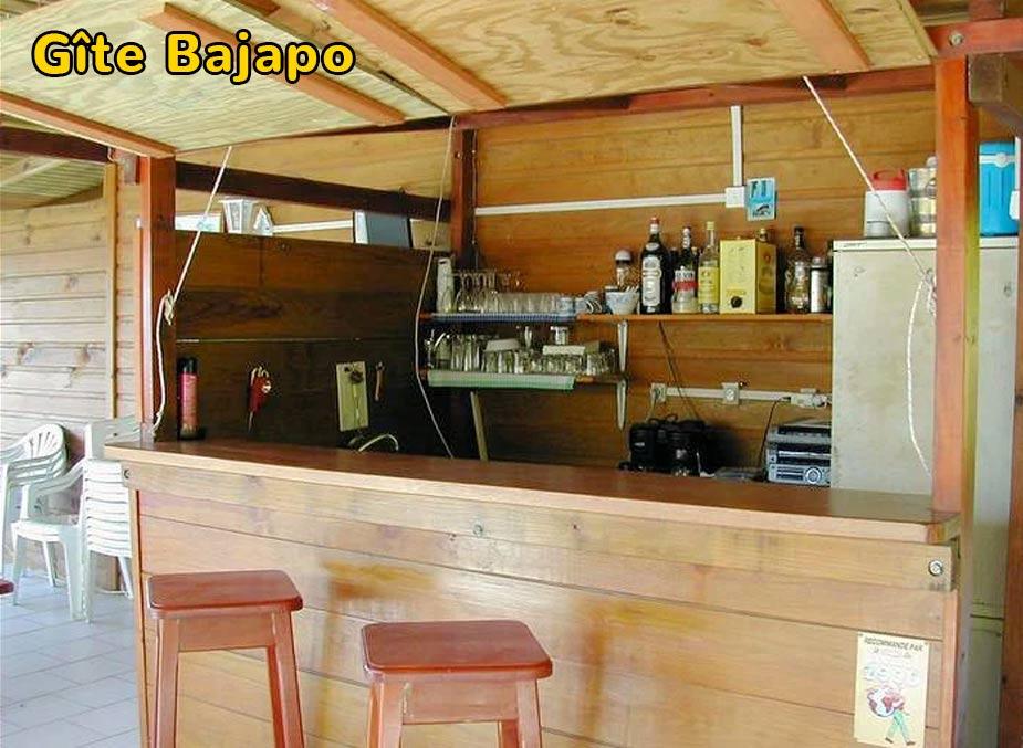Gîte Bajapo - Espace convivialité