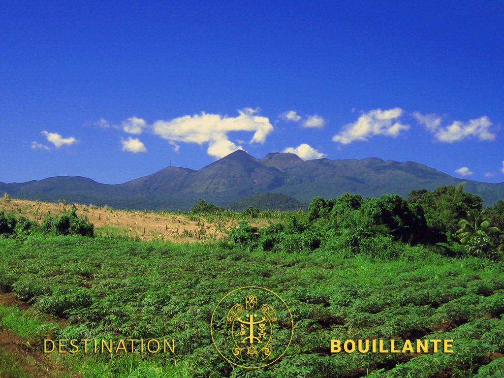 Basse-Terre de la Guadeloupe