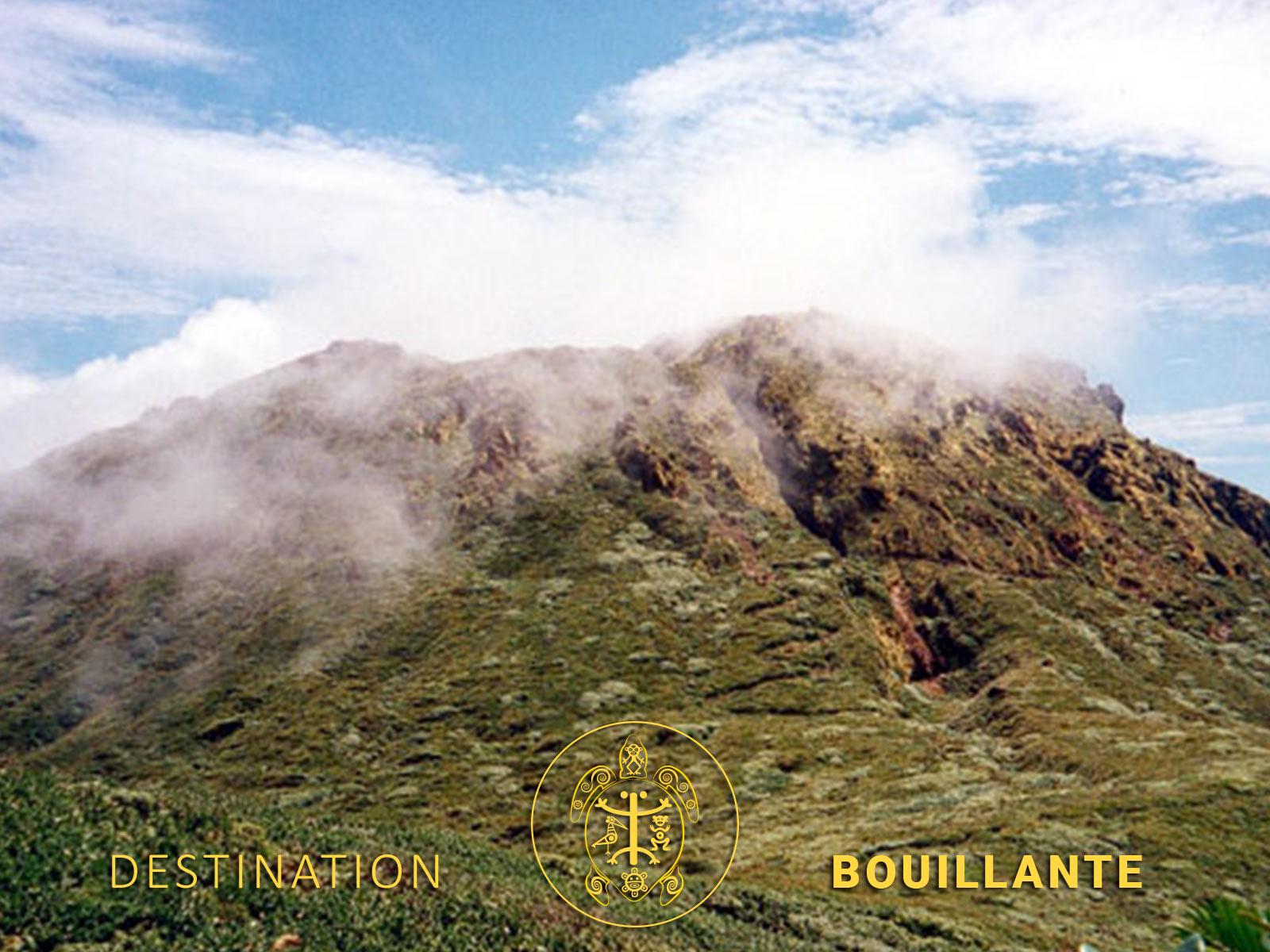 Basse-Terre - volcan La Souffrière