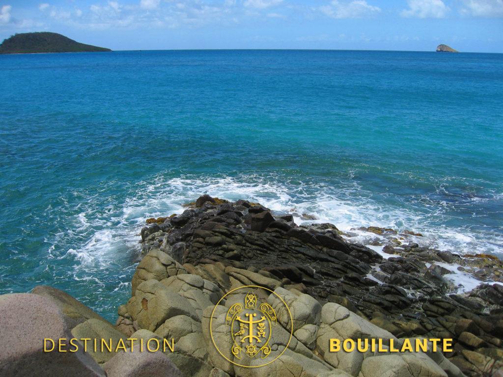 Deshaies - Côte sous le Vent de Guadeloupe