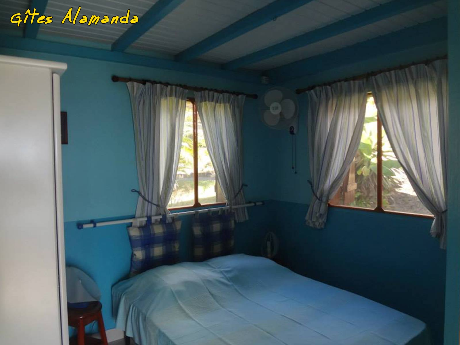Gîte Alamanda - Chambre double