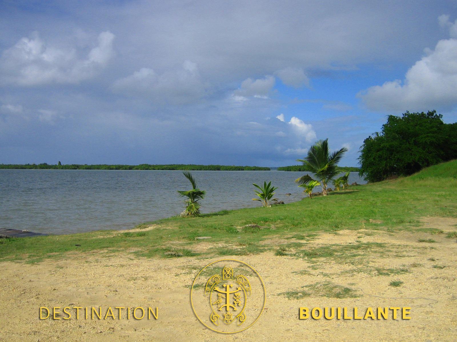 Grande-Terre - Plage et mangrove