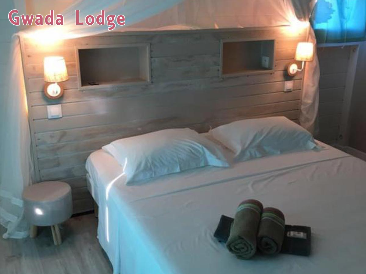 Gwadalodge - Chambre double