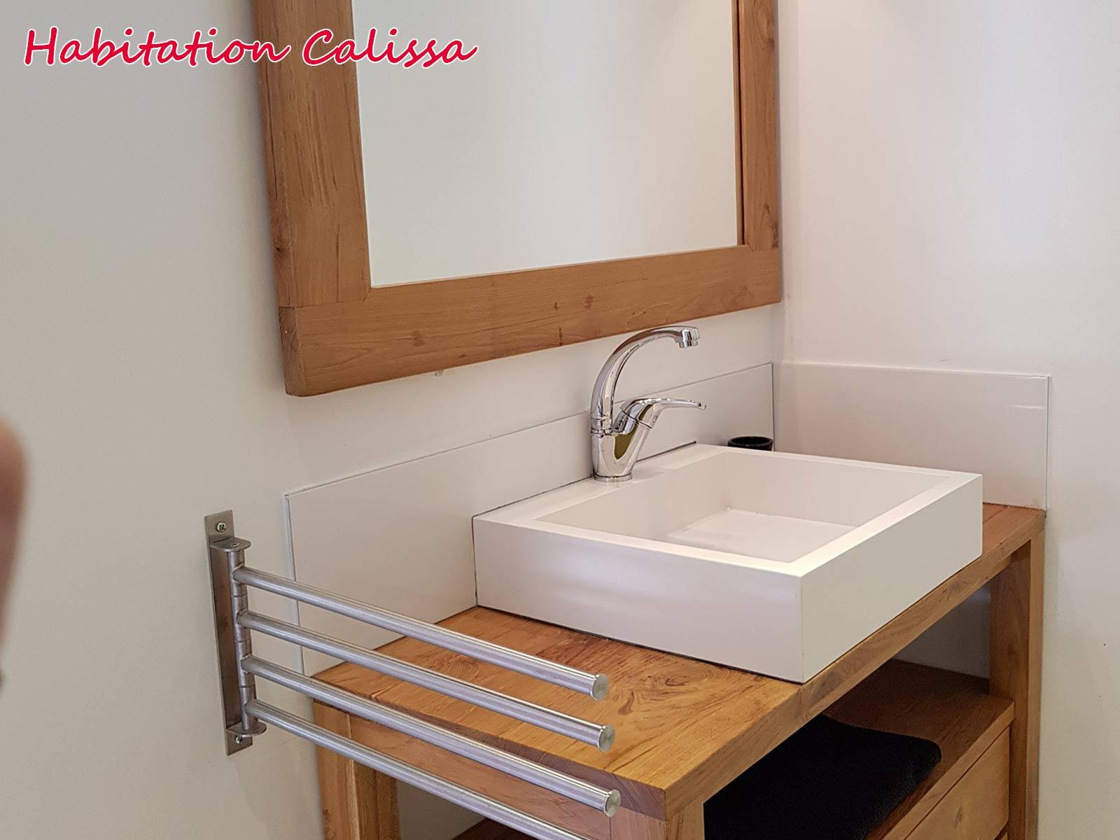 Habitation Calissa - Salle d'eau