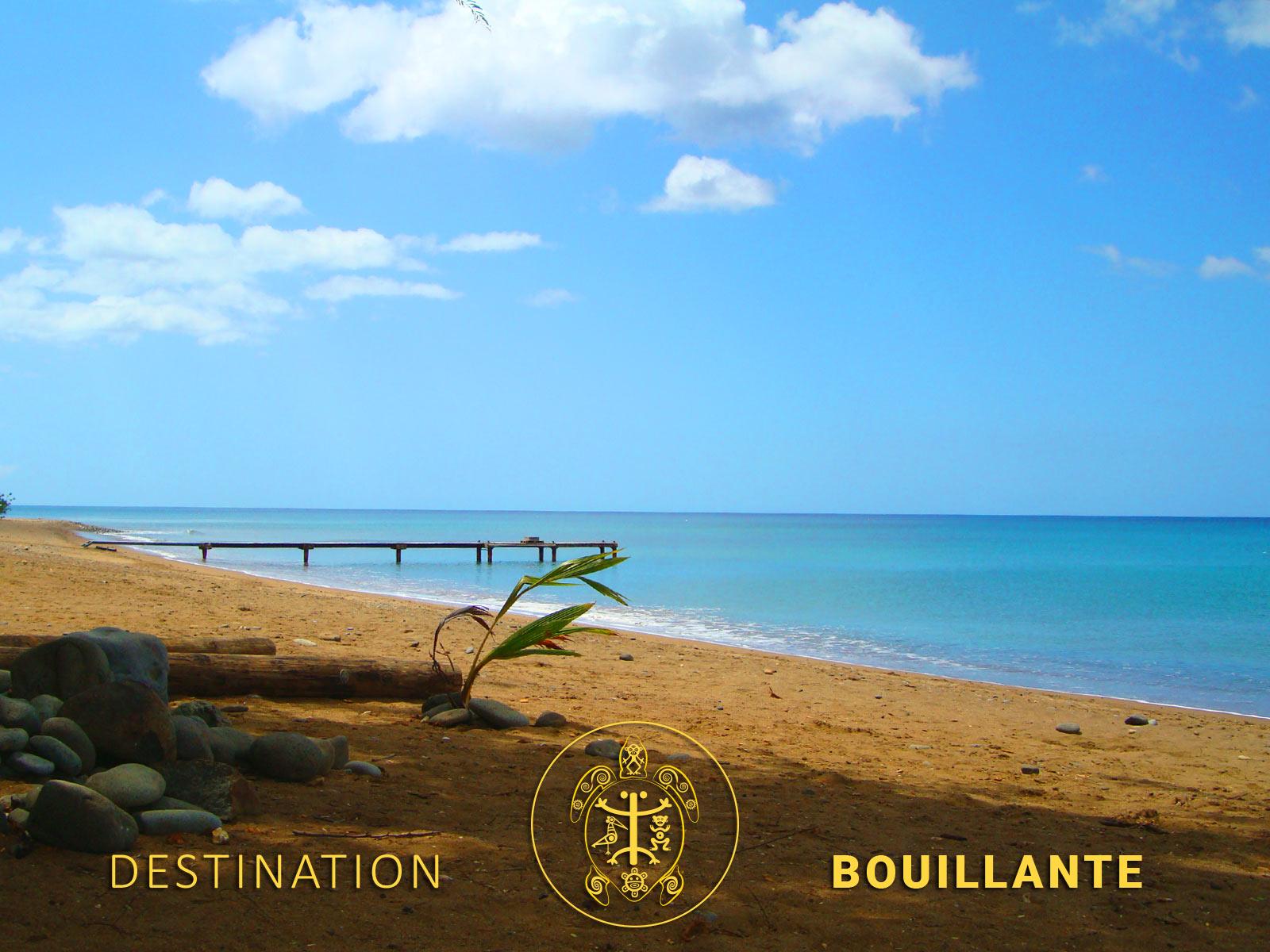 Pointe-Noire - Plage de l'Anse Caraïbe