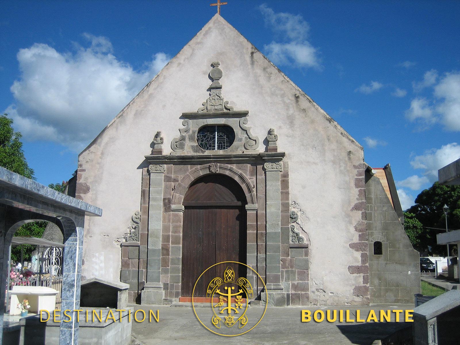 Vieux-Habitants - Eglise du bourg