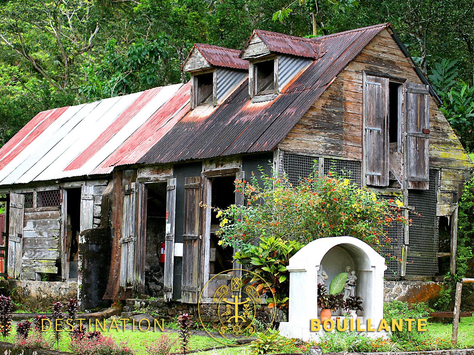 Vieux-Habitants - Habitation La Grivelère