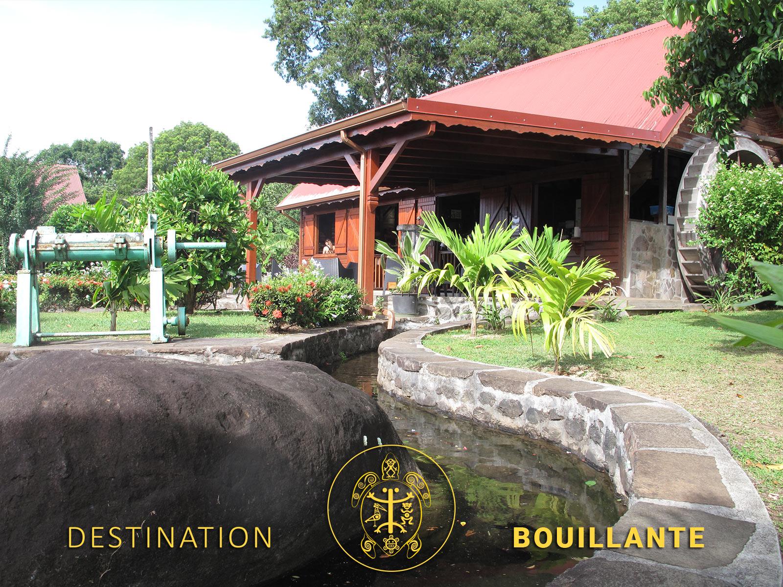 Musée du café - Guadeloupe