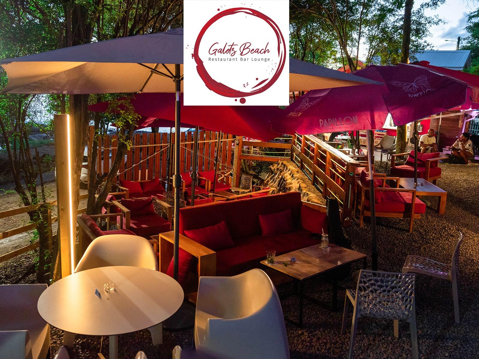 Galets Beach - Restaurant Bar Lounge