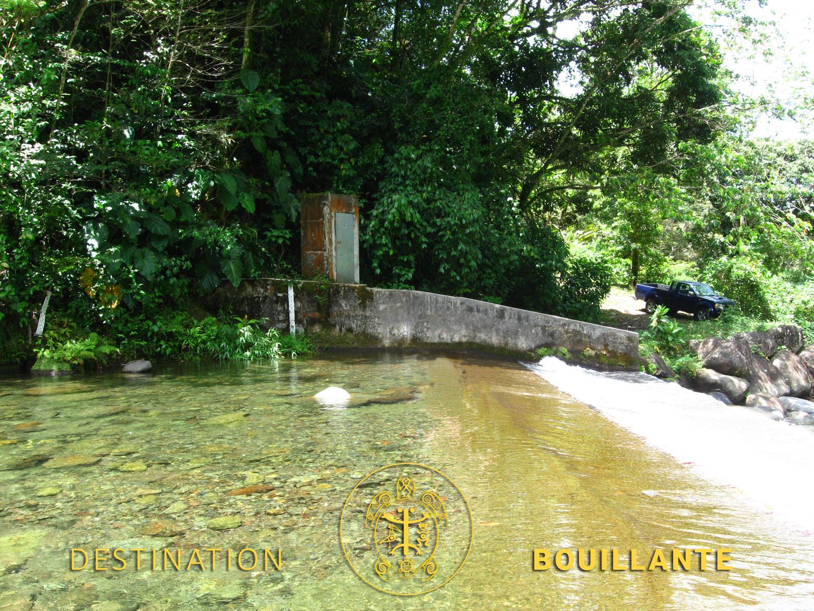 Prise d'eau de Grand-Rivière
