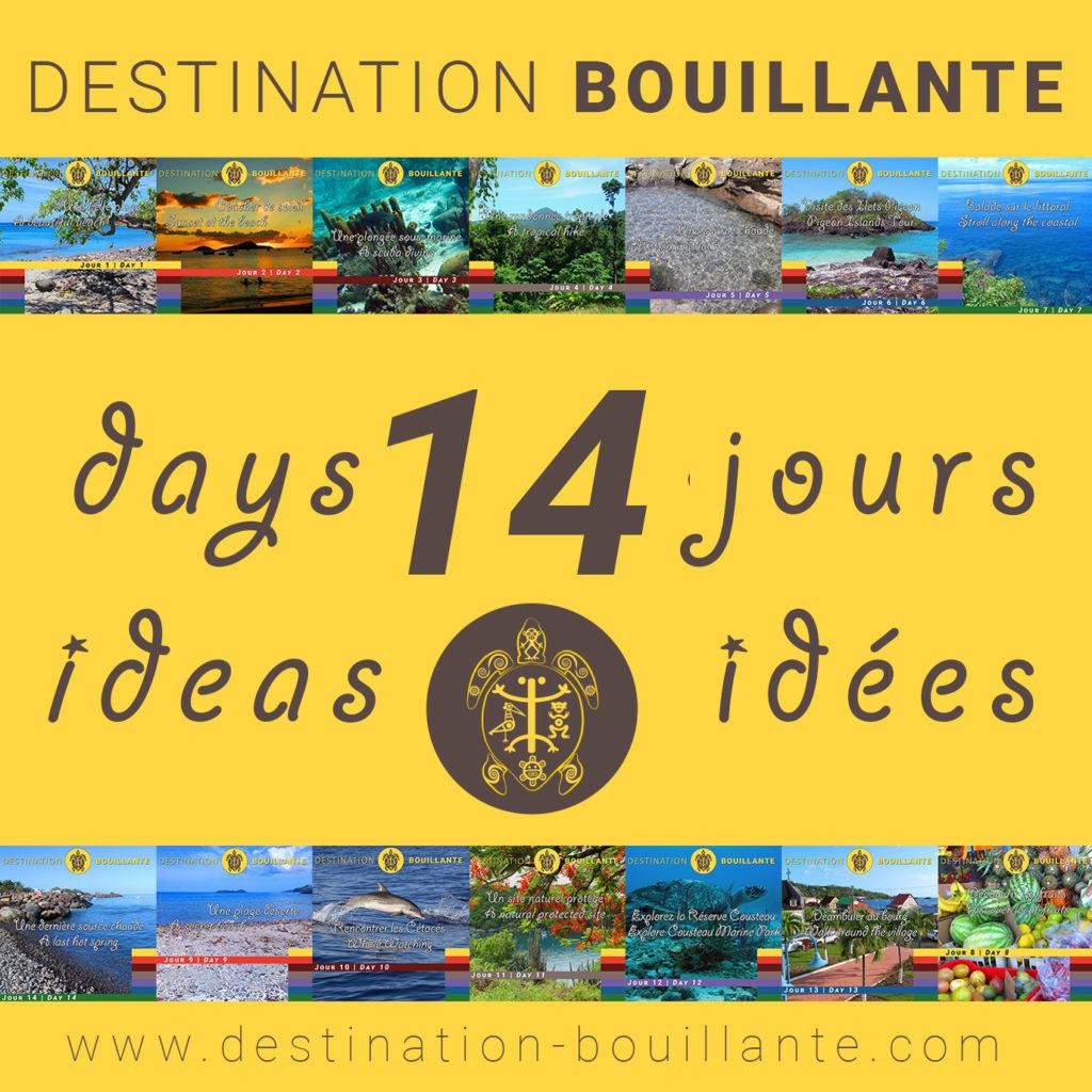 14 jours à Bouillante