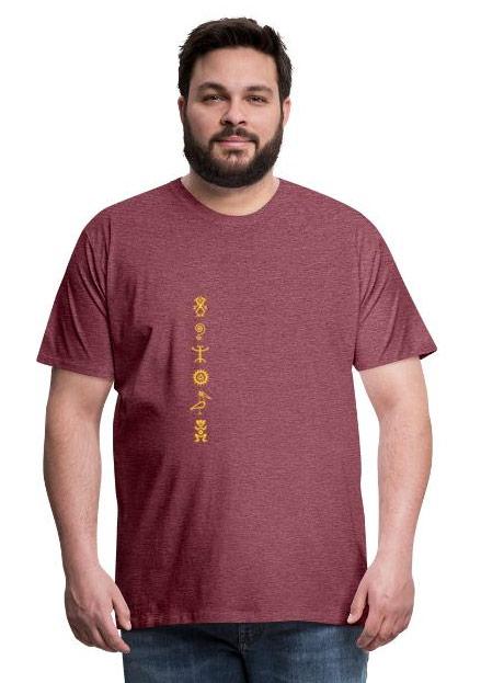 T-shirt homme Destination Bouillante