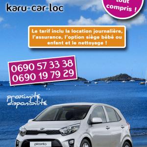 KaruCarLoc - Location de voitures